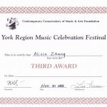 York Region 2012