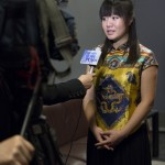 Fairchild TV concert interview at GGS