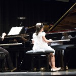 Catherine He (age 9 category) playing J.S. Bach's Keyboard Concerto No.1 in d minor