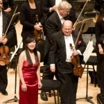 Tchaikovsky concerto Canadian tour