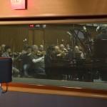 Recording session with Prague Radio Symphony